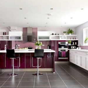 berry kitchen 300x300 Kitchen Color Ideas for 2012