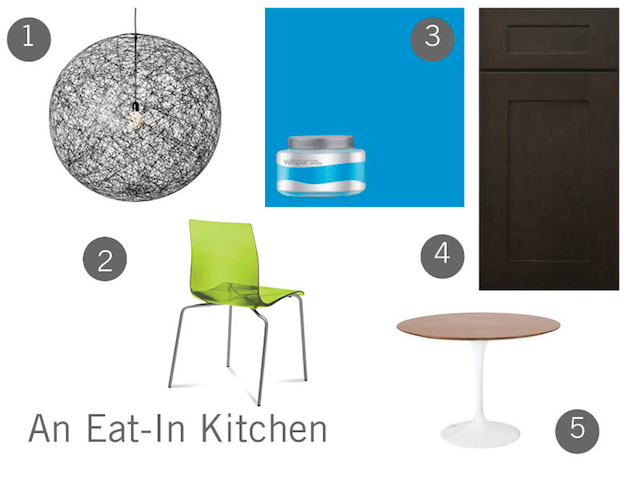 Must Have Products for an Eat-In Kitchen