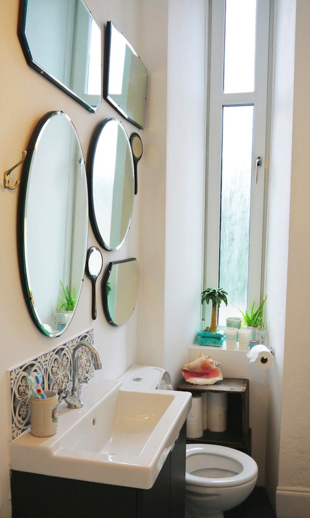 bathroom wall mirror five inspiring photos to you out of your design rut 11944